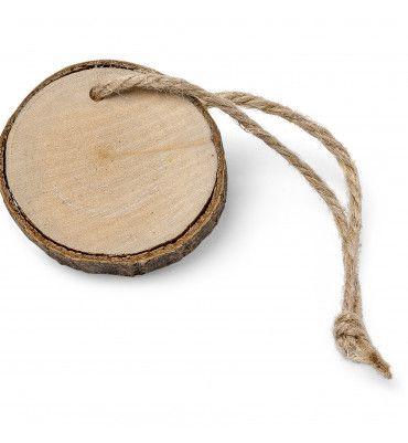 Rondins de bois avec lien...