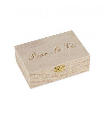 Livre d'or boite «Pour la...