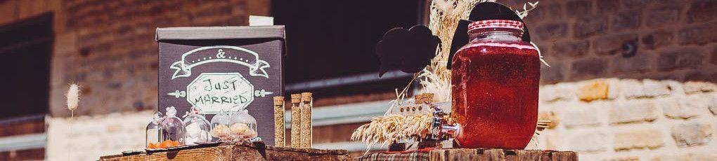 Urne de mariage et tirelire | Les Décos d'Eden